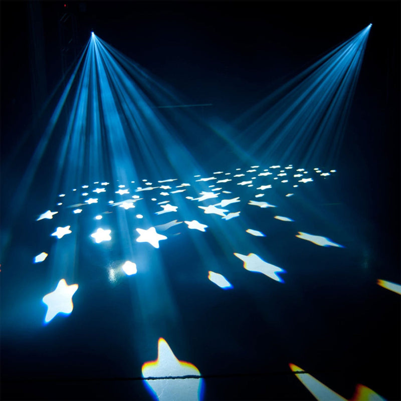 ADJ American DJ Ikon Profile LED Gobo Projector Light - PSSL ProSound and Stage Lighting