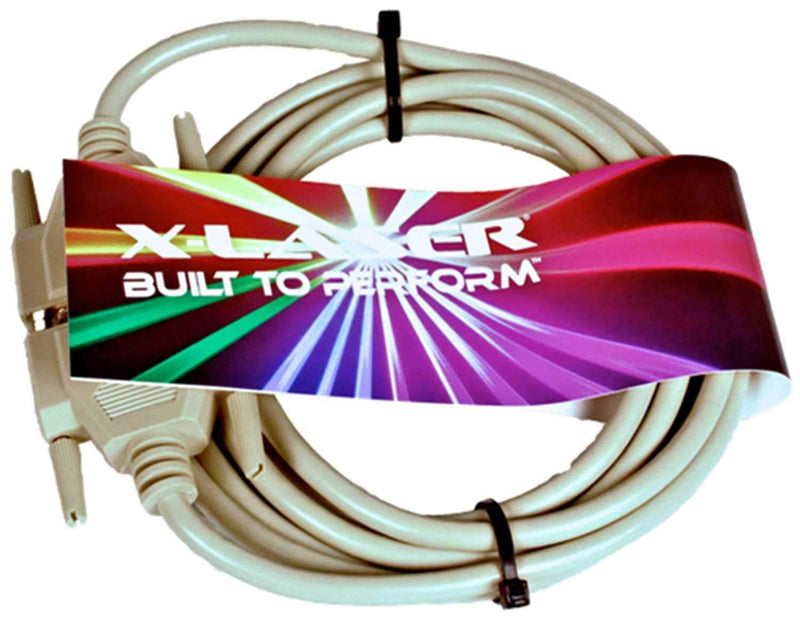 X-Laser ILDA Black 100 ft Cable for Laser Control - PSSL ProSound and Stage Lighting