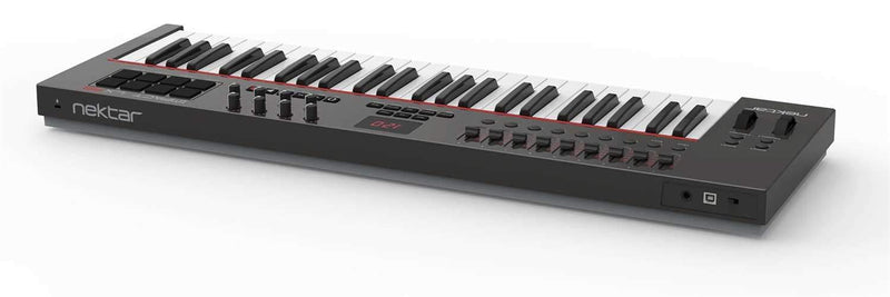 Nektar Impact LX49 USB Keyboard Controller - PSSL ProSound and Stage Lighting