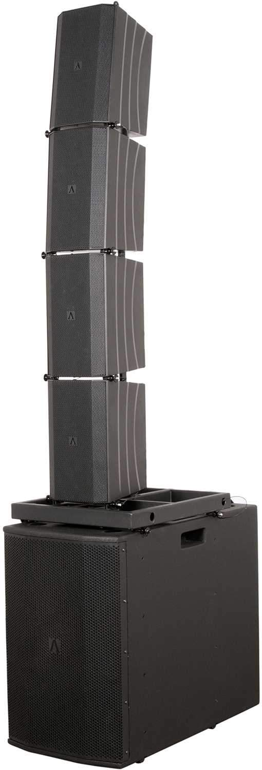 Avante Imperio Bleacher Stack Rig System with Sub - PSSL ProSound and Stage Lighting