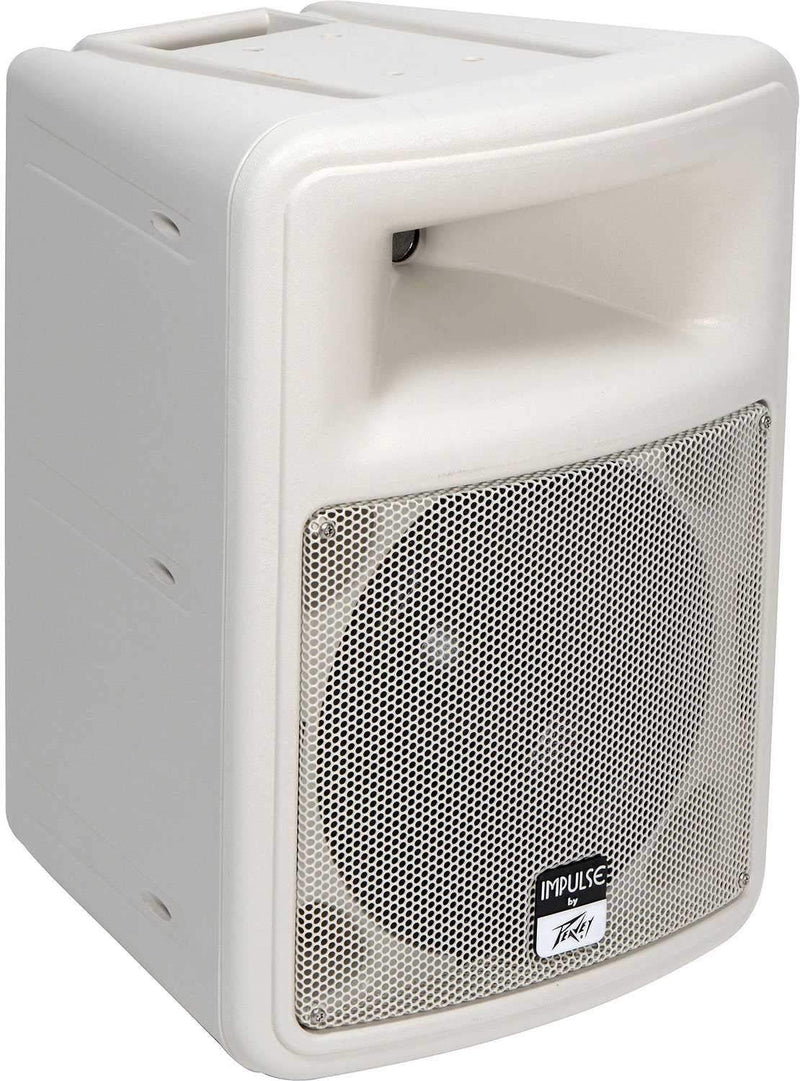Peavey Impulse 100 WH Weather Resistant Speaker - PSSL ProSound and Stage Lighting