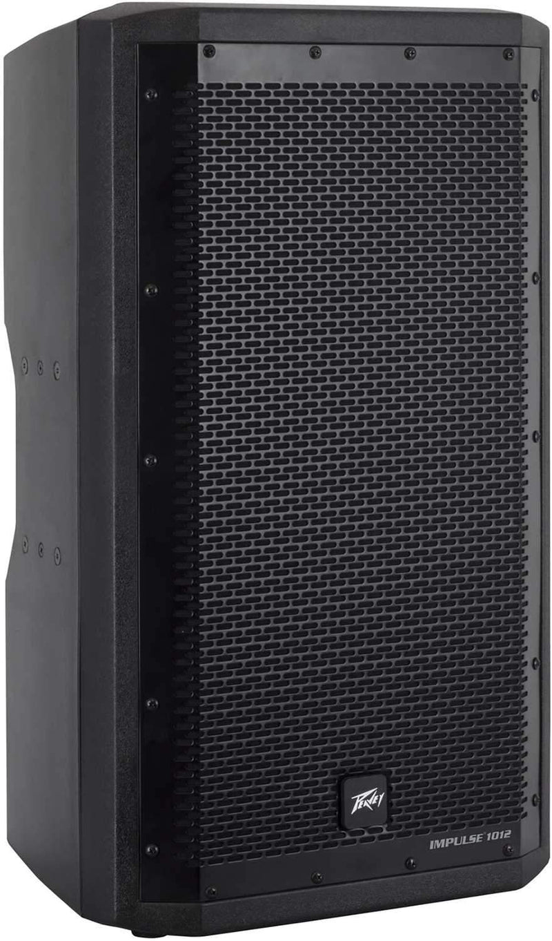 Peavey Impulse 1012 Weather-Resistant 12-Inch Passive Speaker - PSSL ProSound and Stage Lighting