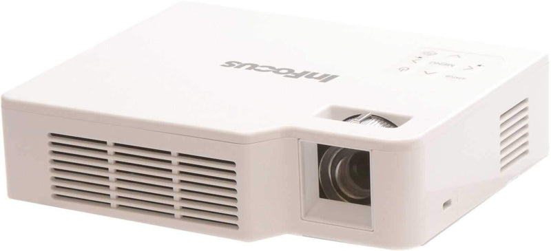 InFocus IN1144 500 Lumen Dlp Wxga Hd Projector - PSSL ProSound and Stage Lighting