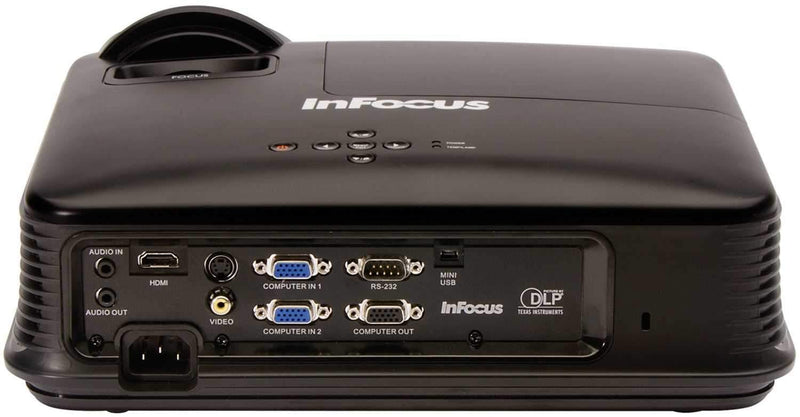 InFocus IN126ST 3200 Lumen Dlp Wxga HD Projector - PSSL ProSound and Stage Lighting