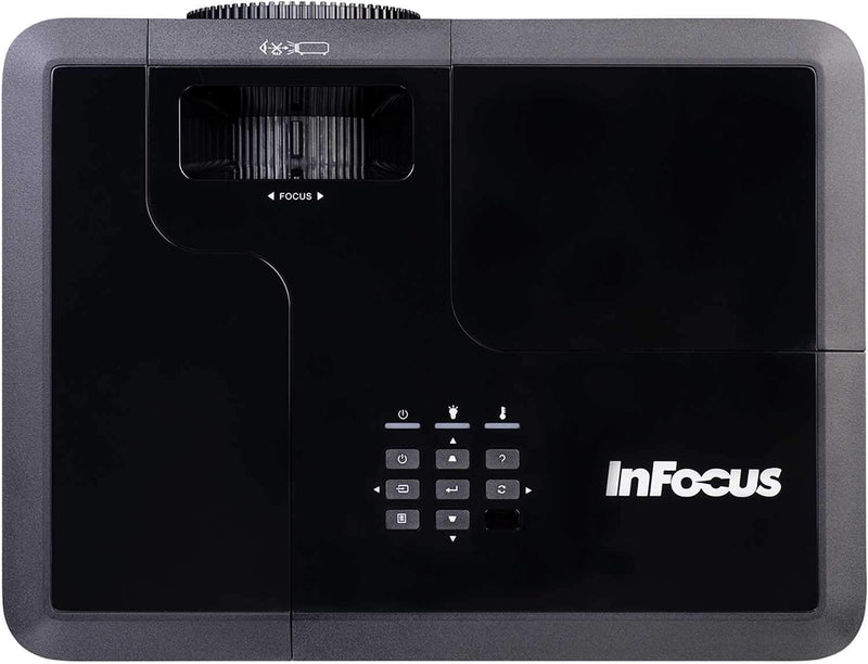 InFocus IN138HD 4000-Lumen 1080p HDMI Projector - PSSL ProSound and Stage Lighting