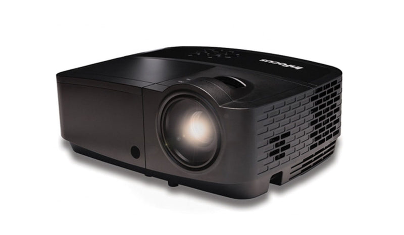 InFocus IN2128HDx DLP 1080 4000-Lumens Projector - PSSL ProSound and Stage Lighting