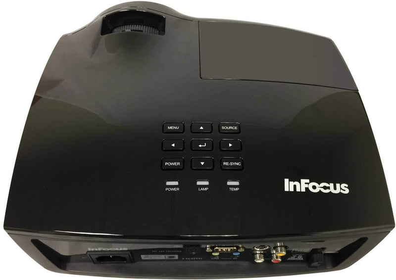 InFocus IN3138HDa 3D Ready DLP Projector - PSSL ProSound and Stage Lighting