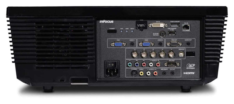 InFocus IN5316HDa 1080p 5000-Lumen Video Projector - PSSL ProSound and Stage Lighting