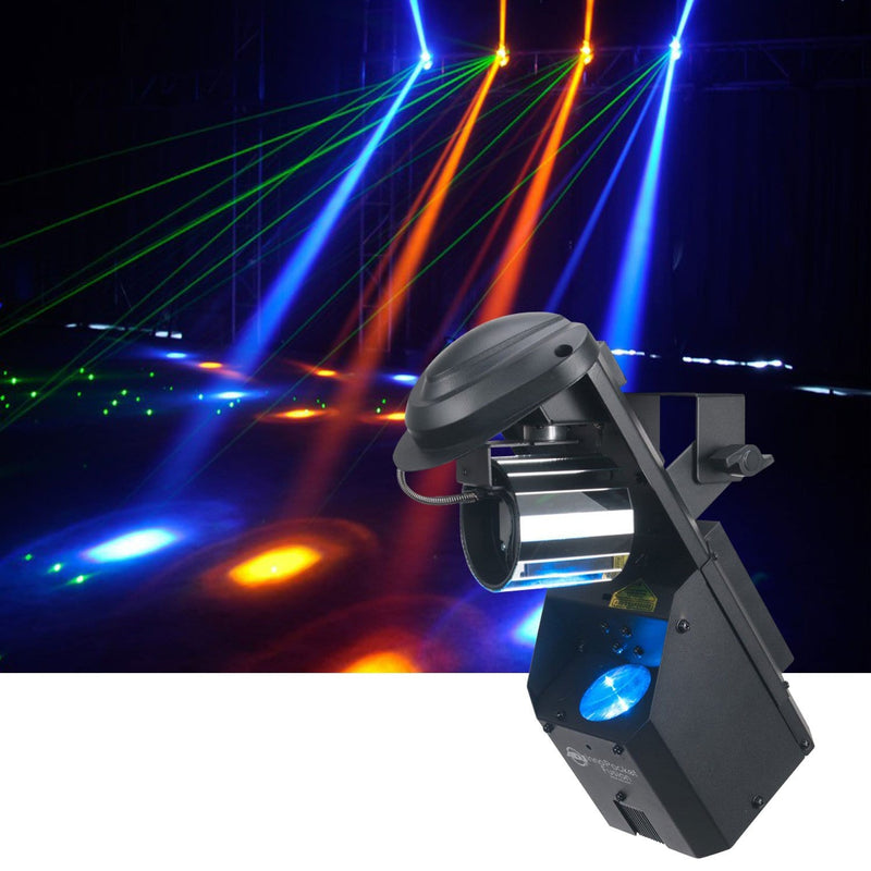 ADJ American DJ Inno Pocket Fusion LED & Laser Effect - PSSL ProSound and Stage Lighting