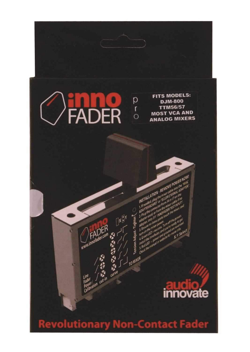 Audio Innovate Innofader Pro Custom VCA Crossfader - PSSL ProSound and Stage Lighting