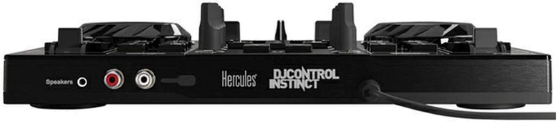 Hercules DJ Control Instinct 2 Deck DJ Controller - PSSL ProSound and Stage Lighting
