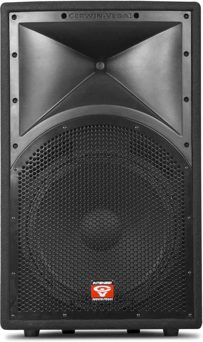Cerwin Vega INT-152V 15-Inch Passive PA Speaker - PSSL ProSound and Stage Lighting