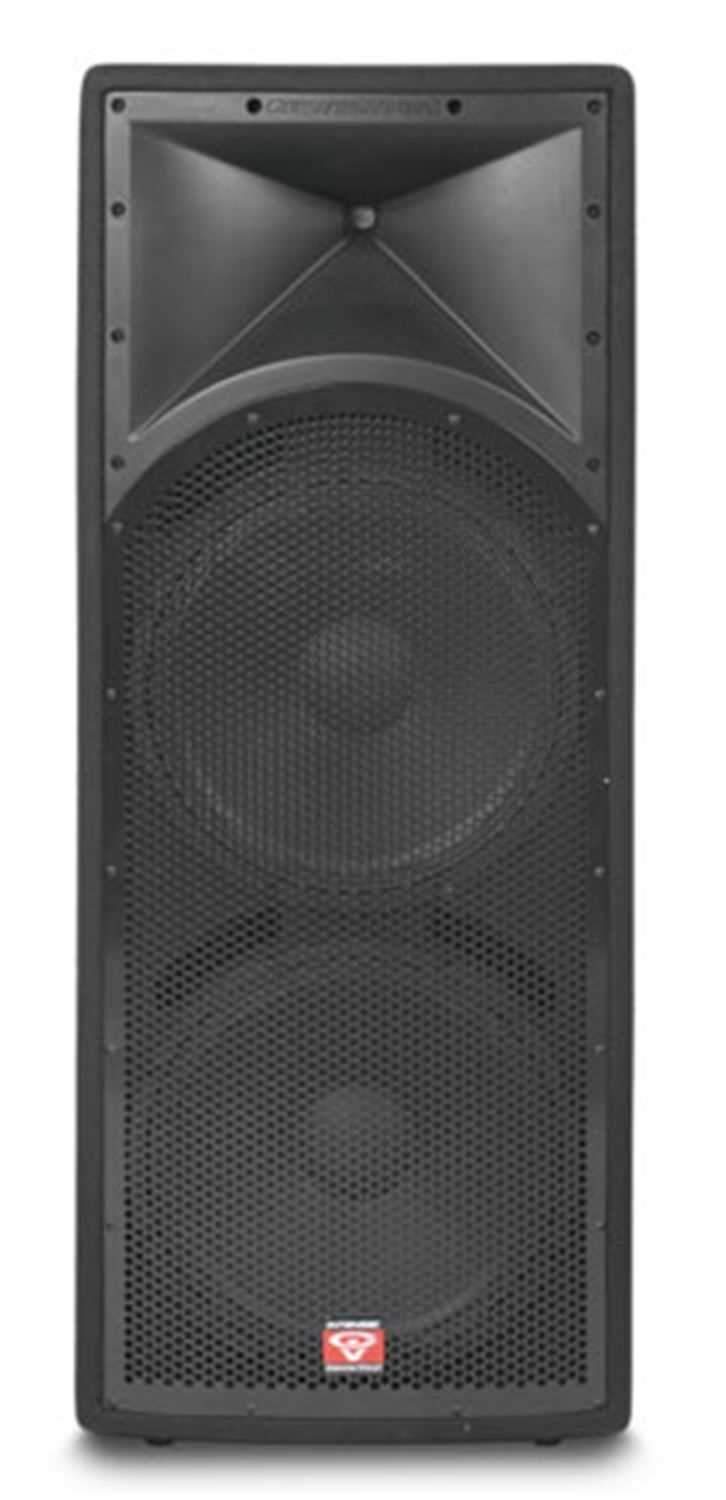 Cerwin Vega INT-252 Dual 15 Inch Speaker - PSSL ProSound and Stage Lighting