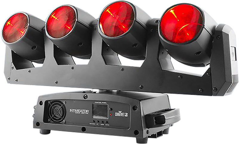 Chauvet Intimidator Wave 360 IRC Moving LED Lights - PSSL ProSound and Stage Lighting