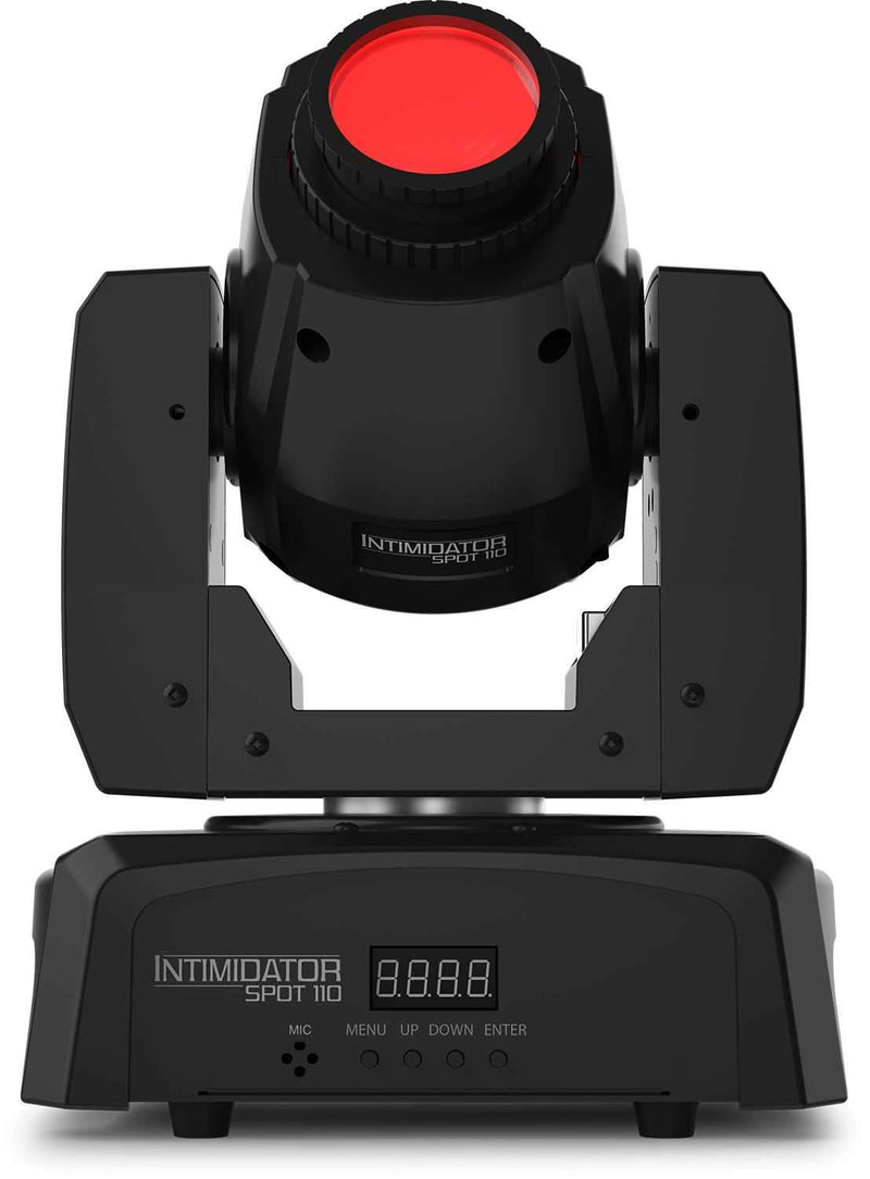 Chauvet Intimidator Spot 110 LED 10W Moving Head Light - PSSL ProSound and Stage Lighting