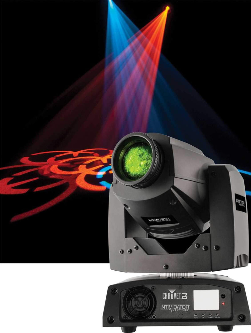 Chauvet Intimidator Spot 255 IRC Moving LED Light - PSSL ProSound and Stage Lighting