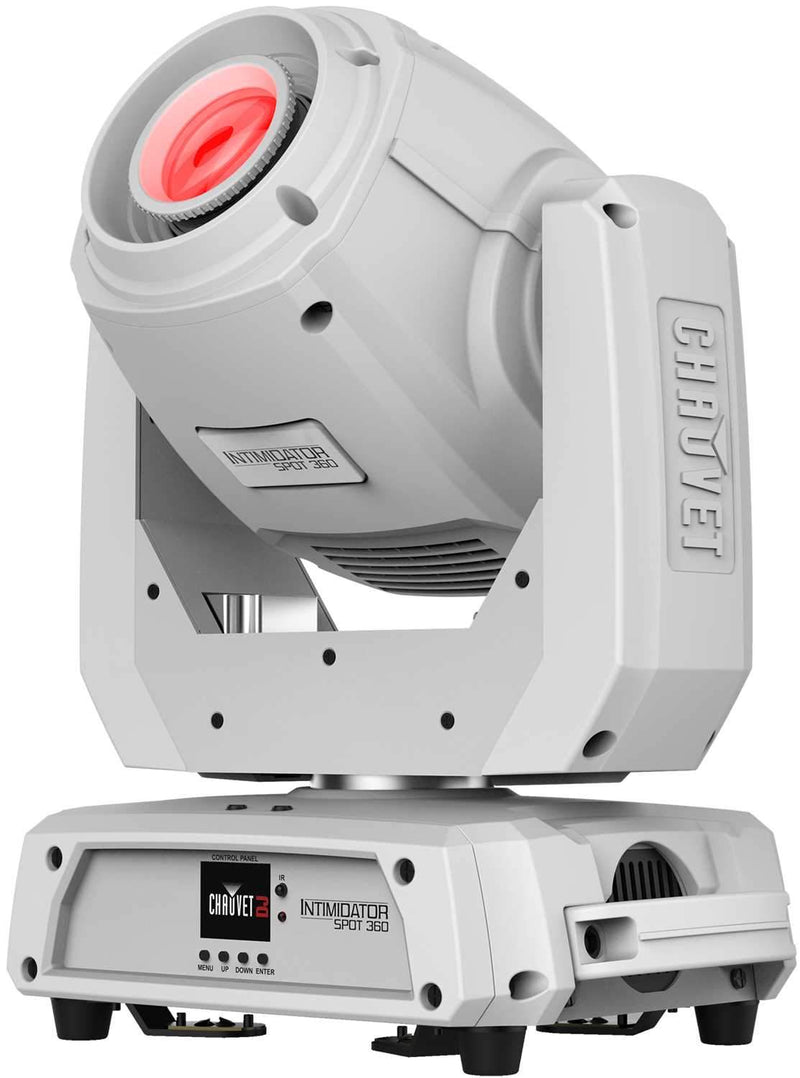 Chauvet Intimidator Spot 360 100W LED Moving Head - White - PSSL ProSound and Stage Lighting