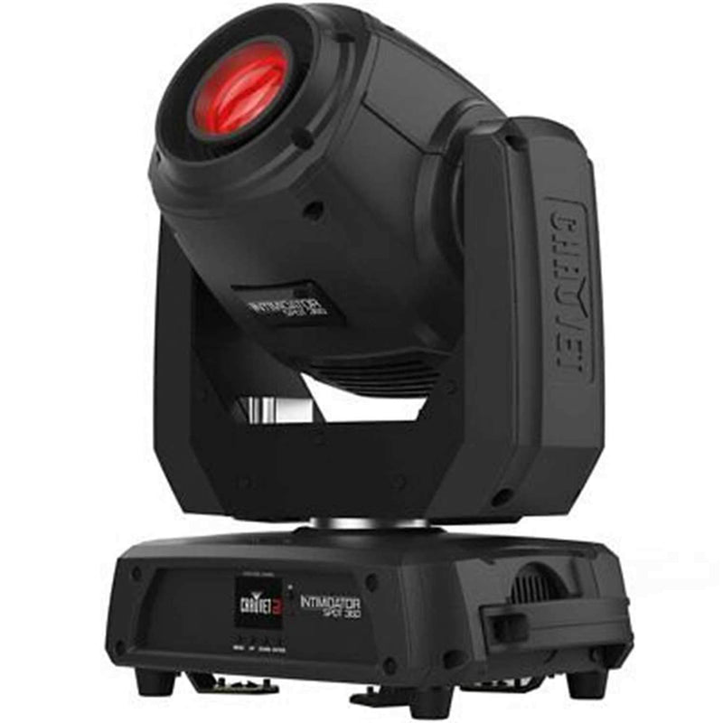 Chauvet Intimidator Spot 360 100W LED Moving Head Light - PSSL ProSound and Stage Lighting