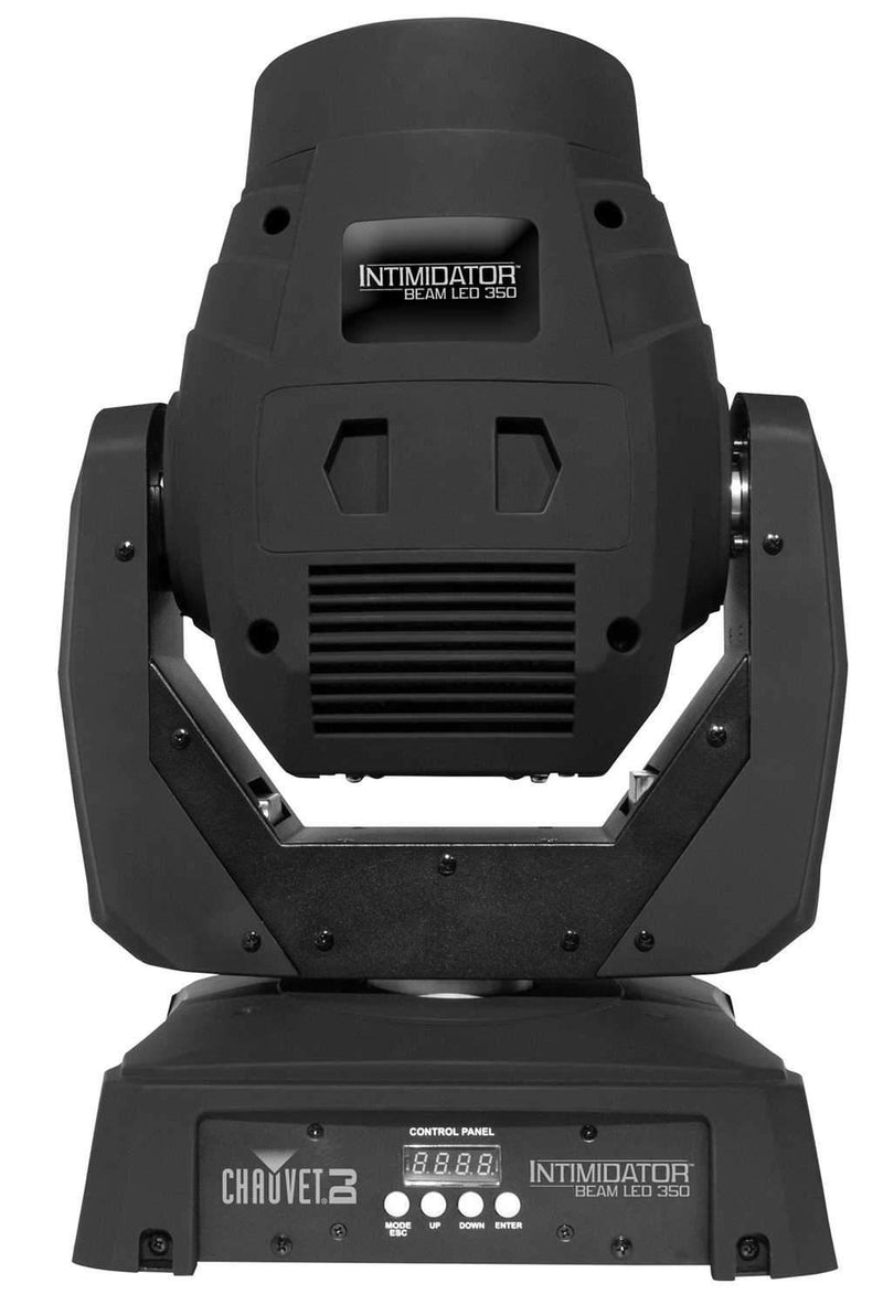 Chauvet Intimidator Beam LED 350 Moving Head Light - PSSL ProSound and Stage Lighting