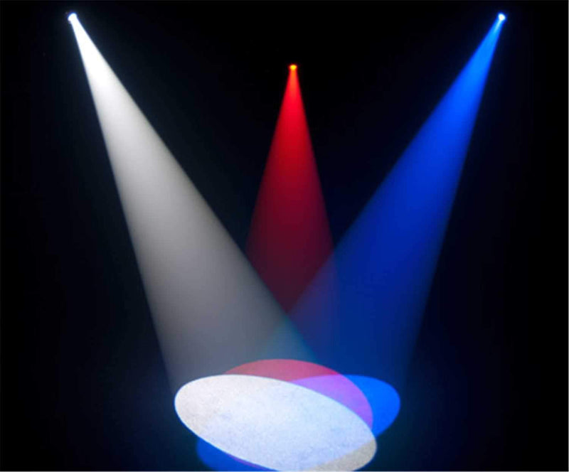 Chauvet INTIMCOLORLED Intimidator Color LED Light - PSSL ProSound and Stage Lighting