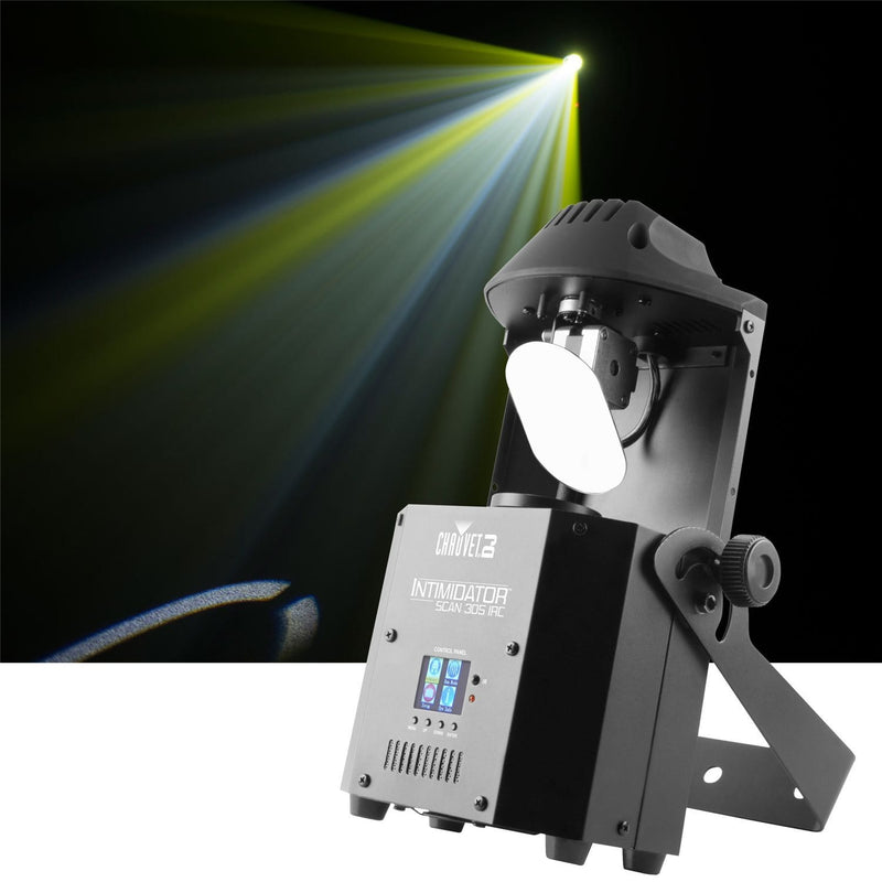 Chauvet Intimidator Scan 305 IRC 60w LED Light - PSSL ProSound and Stage Lighting