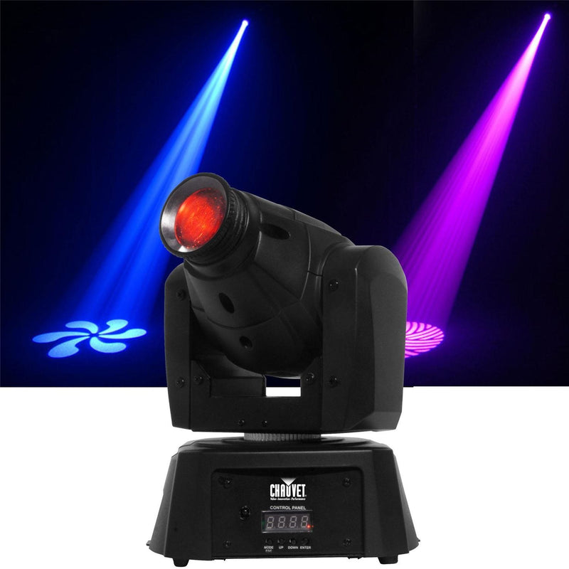 Chauvet Intimidator Spot 100 IRC Moving LED Light - PSSL ProSound and Stage Lighting