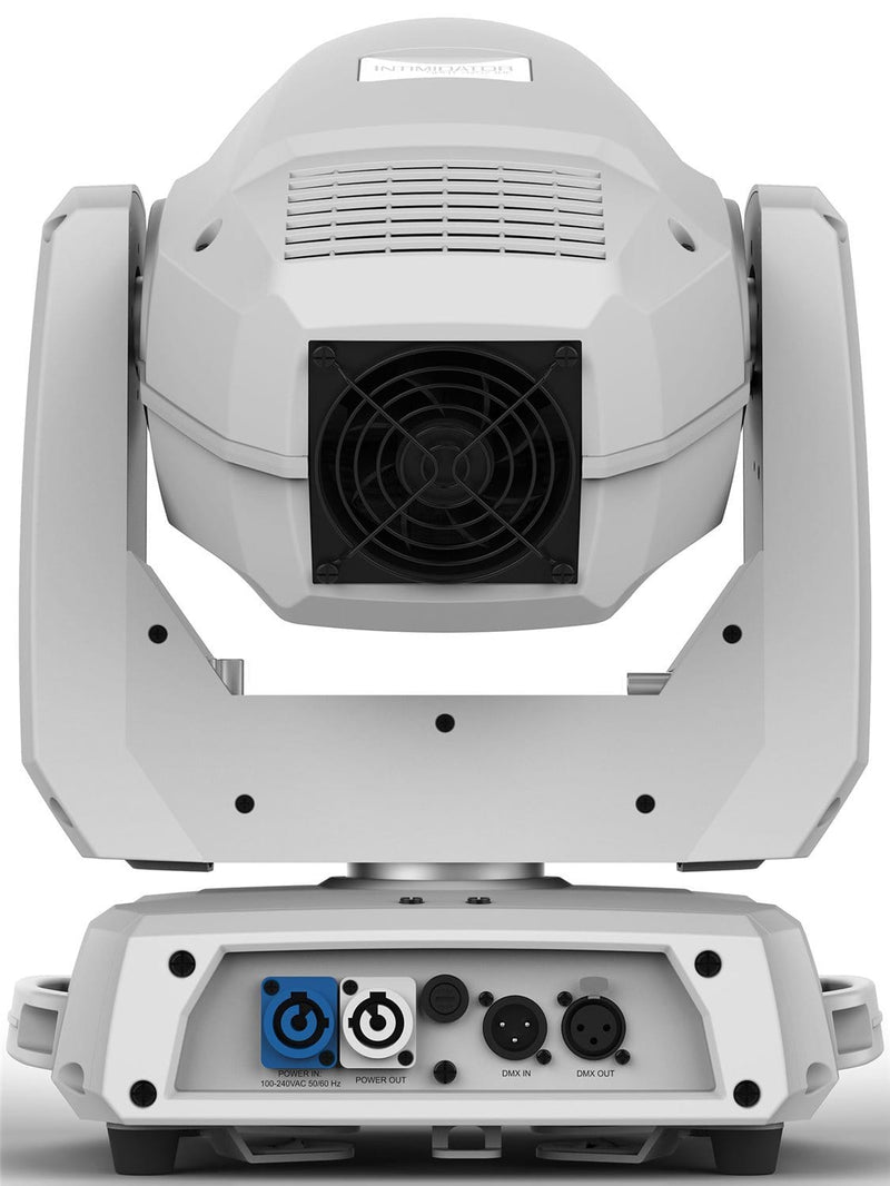 Chauvet Intimidator Spot 375Z IRC Moving Head in White Housing - PSSL ProSound and Stage Lighting