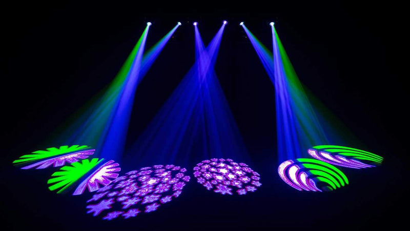 Chauvet Intimidator Spot Duo 155 LED Moving Head