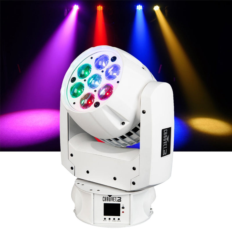 Chauvet Intimidator Wash 350 IRC Moving Head White - PSSL ProSound and Stage Lighting