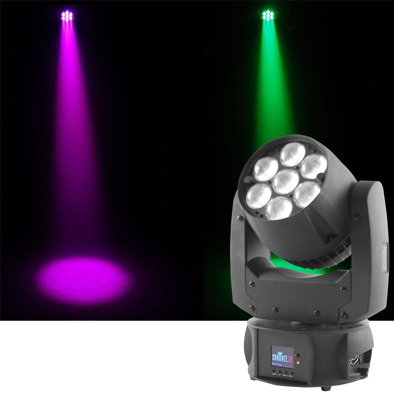 Chauvet Intimidator Wash Zoom 250IRC Moving Light - PSSL ProSound and Stage Lighting