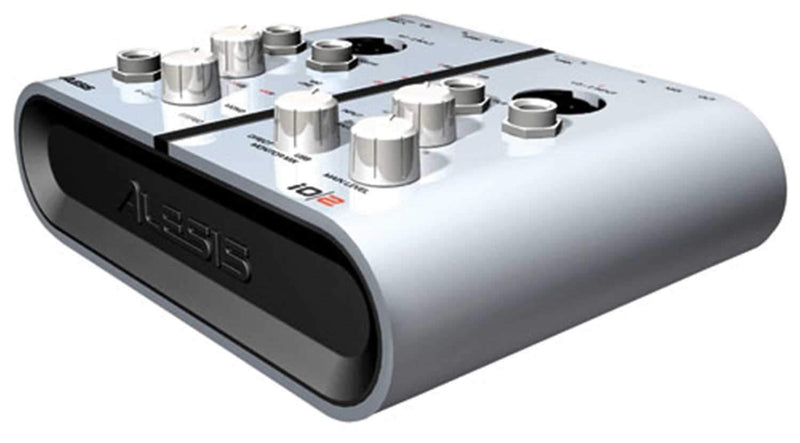 Alesis IO-2 USB Audio Interface - PSSL ProSound and Stage Lighting