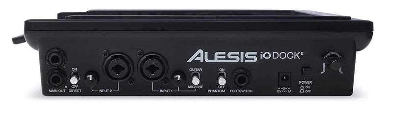 Alesis IO DOCK 2 Recording Interface for iPad - PSSL ProSound and Stage Lighting