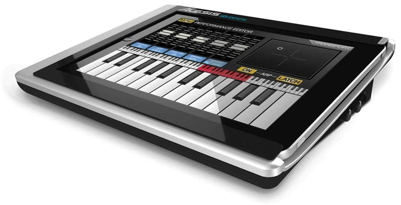 Alesis IO Dock iPad Studio Recording Dock - PSSL ProSound and Stage Lighting