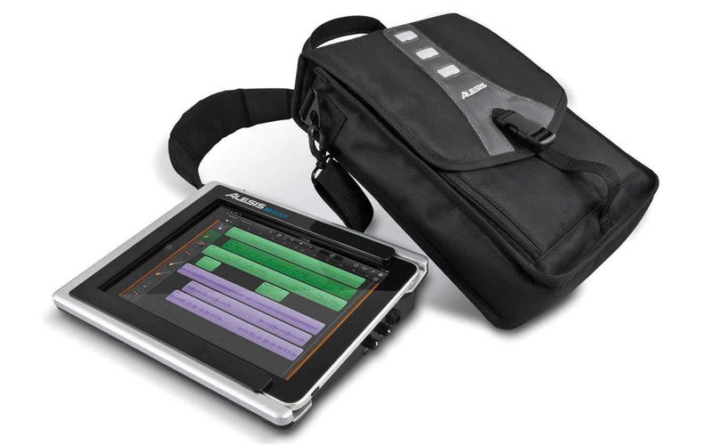 Alesis IODOCKBAG iPad IO Dock - Accessory Road Bag - PSSL ProSound and Stage Lighting