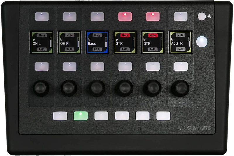 Allen & Heath IP-6 Remote Controller for dLive - PSSL ProSound and Stage Lighting