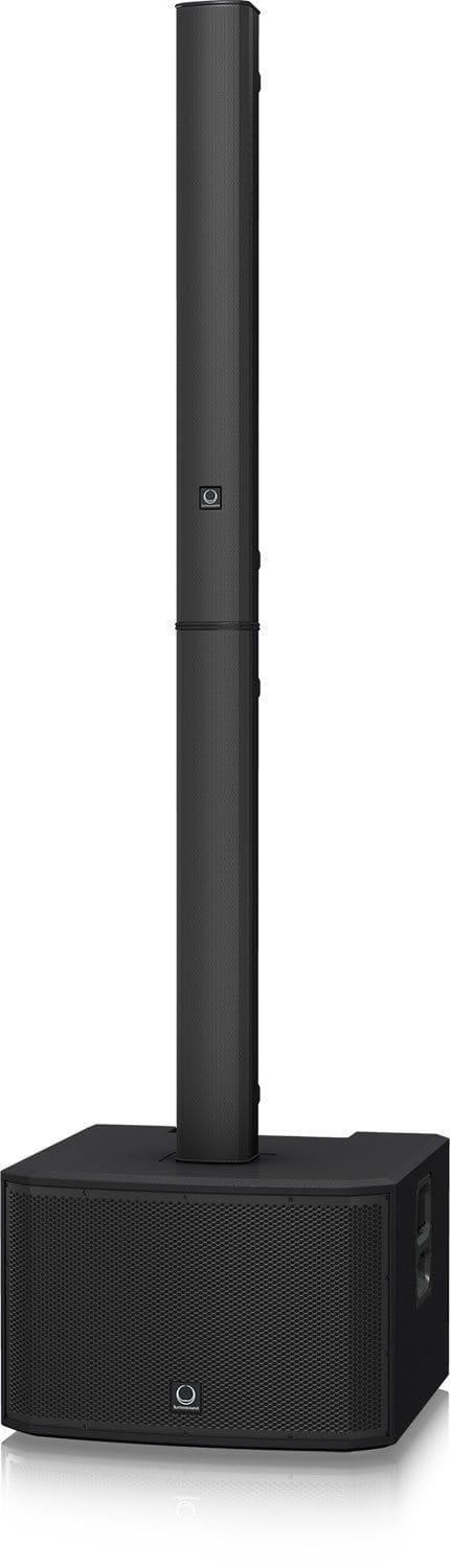 Turbosound iNSPIRE iP3000 2000W Powered Column Loudspeaker - PSSL ProSound and Stage Lighting
