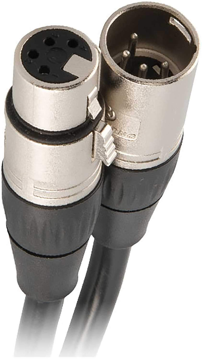 Chauvet IP4PINEXT16IN 16-in 4-pin XLR IP Extension Cable - PSSL ProSound and Stage Lighting