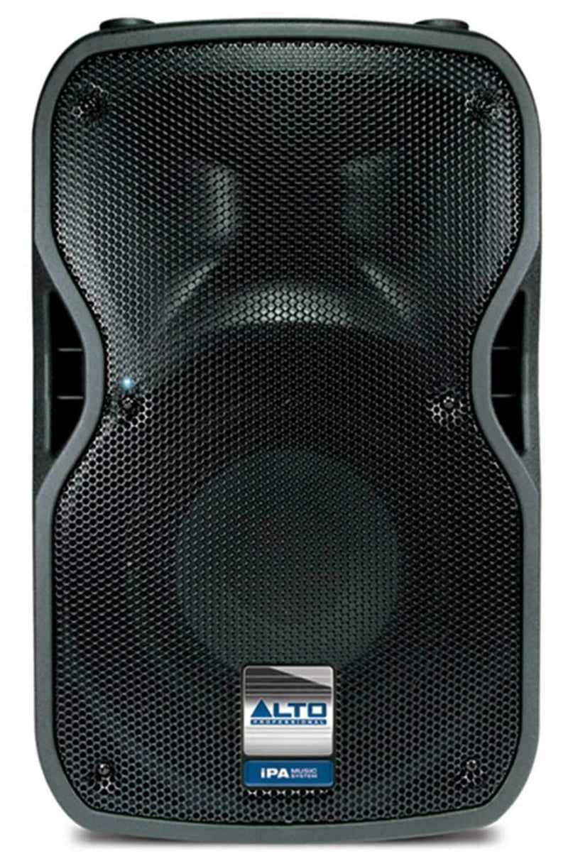 ALTO iPA MUSIC SYSTEM 400W Powered Spkr for iPad - PSSL ProSound and Stage Lighting