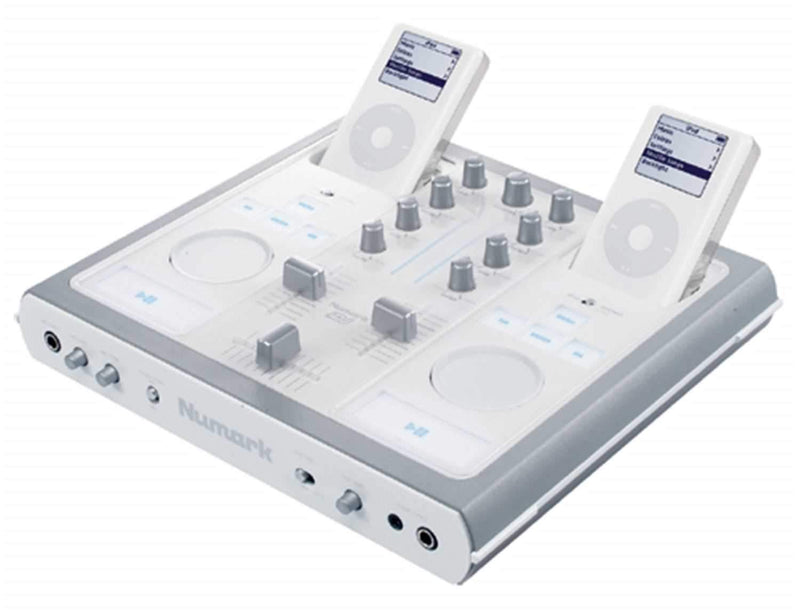 Numark IPOD IDJ DJ Mixer For Apple IPOD - PSSL ProSound and Stage Lighting