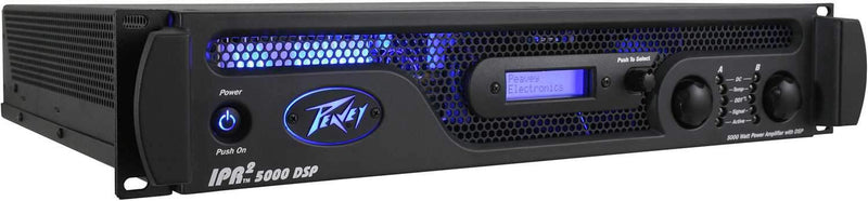 Peavey IPR2-5000 Power Amplifier - PSSL ProSound and Stage Lighting