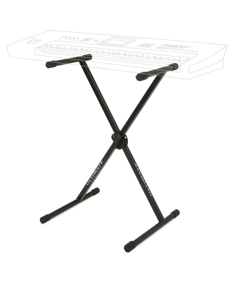 Ultimate IQ1000 Memory Lock Single Brace X-Stand - PSSL ProSound and Stage Lighting