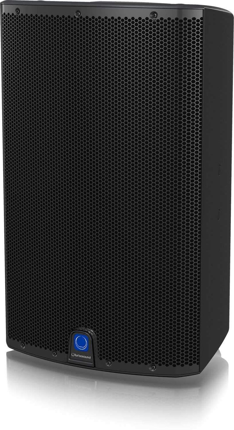 Turbosound iQ15 15-Inch 2-Way Powered Speaker - PSSL ProSound and Stage Lighting