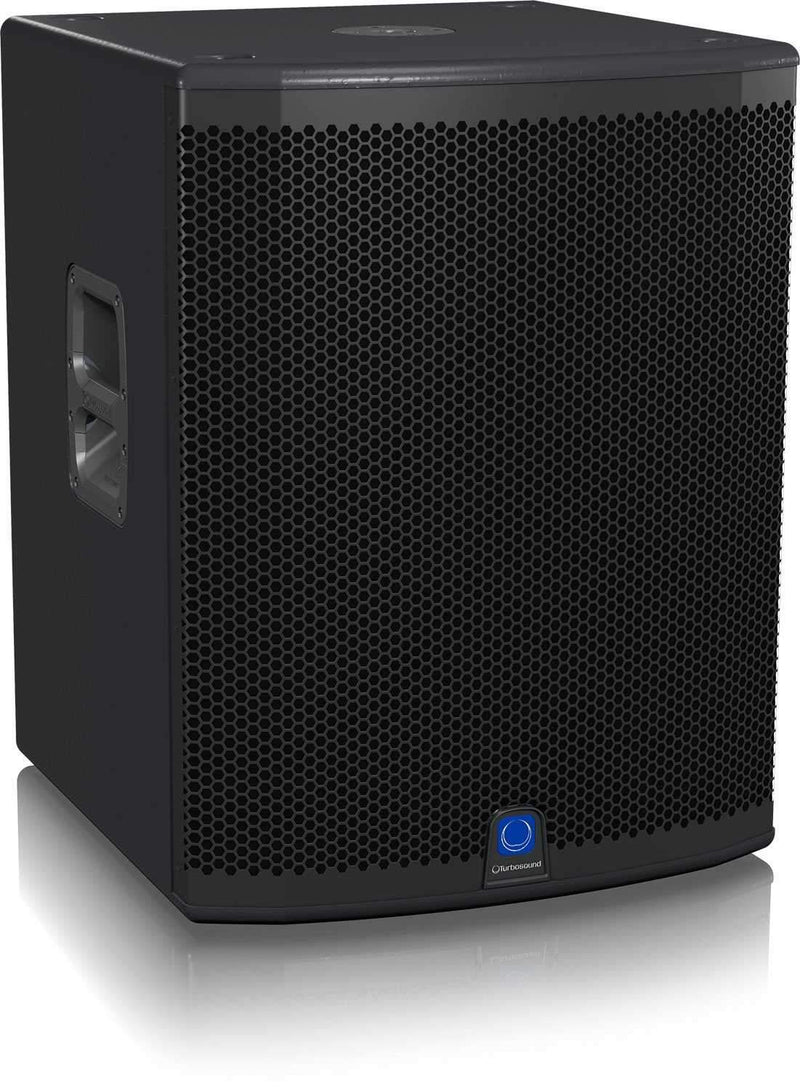 Turbosound iQ18B 18-Inch Powered Subwoofer - PSSL ProSound and Stage Lighting