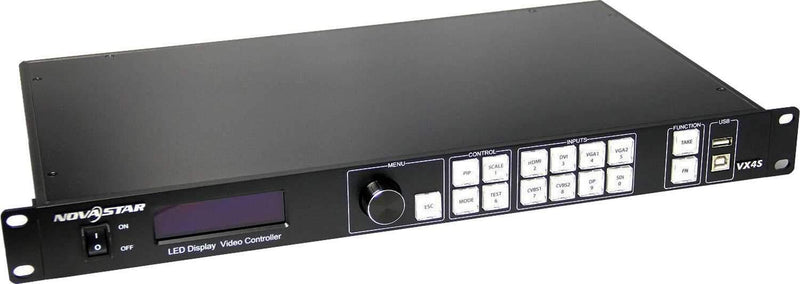 Blizzard IRiS Novastar VX4S LED Video Panel Controller - PSSL ProSound and Stage Lighting