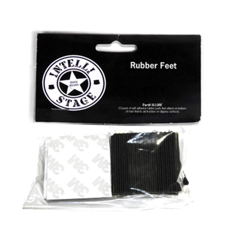 IntelliStage IS10RF Rubber Feet for Stage Risers - PSSL ProSound and Stage Lighting