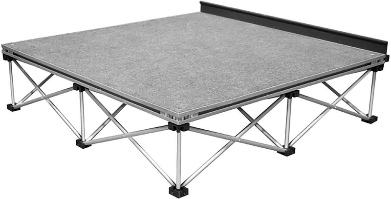Intellistage IS3CSTOP2 3 Ft Ascending Chair Stop for Stage Platforms - PSSL ProSound and Stage Lighting