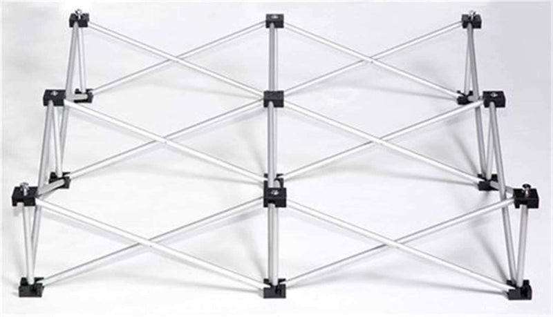 IntelliStage IS3X3X8 8-Inch High Stage Riser - PSSL ProSound and Stage Lighting