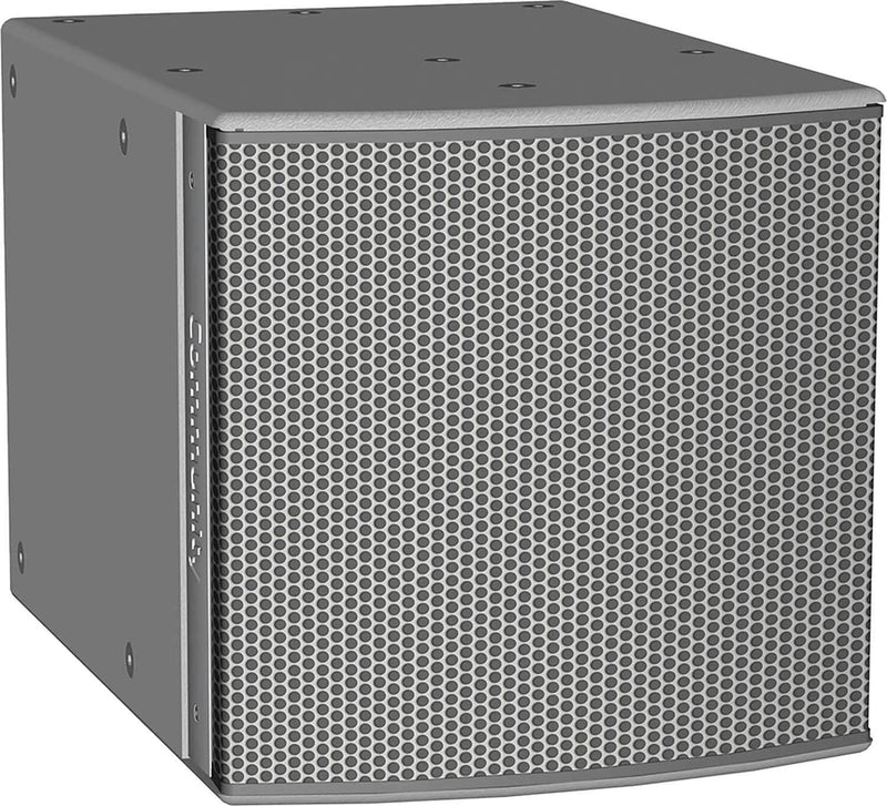 Community IS6-112WR 12-Inch All-Weather Subwoofer Grey - PSSL ProSound and Stage Lighting