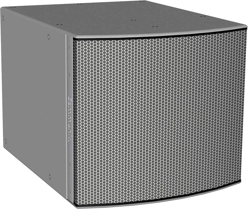 Community IS6-118WR 18-Inch All-Weather Subwoofer Grey - PSSL ProSound and Stage Lighting