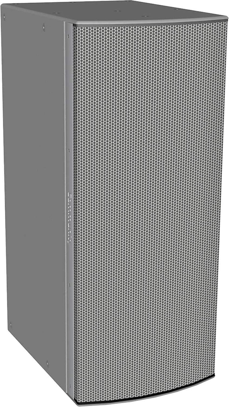 Community IS6-215WR Dual 15-inch All-Weather Sub Grey - PSSL ProSound and Stage Lighting